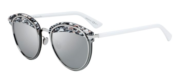 Dior Model: DiorOffSet 1, Colour Code: W6Q0T, Frame Colour: Pink White