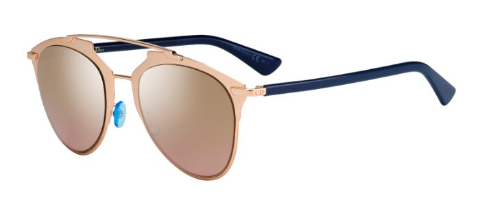 Dior Model: DiorReflected, Colour Code: 3210R, Frame Colour: Gold Blue