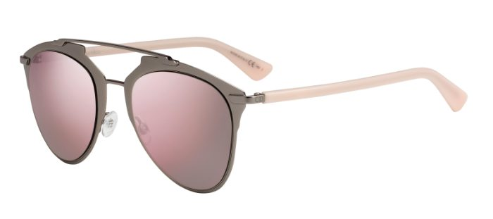 Dior Model: DiorReflected, Colour Code: XY20J, Frame Colour: Dark Pink