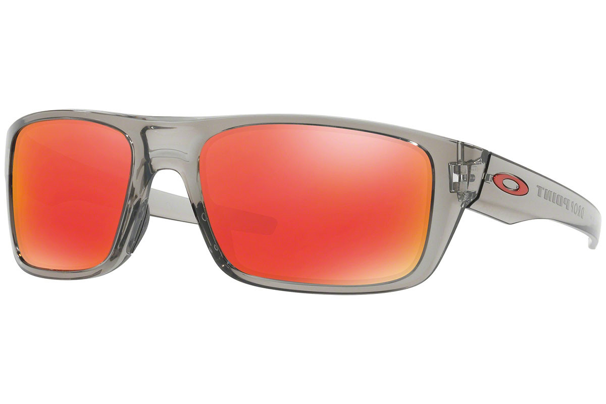 Oakley Model: DROP POINT 9367, Colour Code: 03, Frame Colour: Grey ink