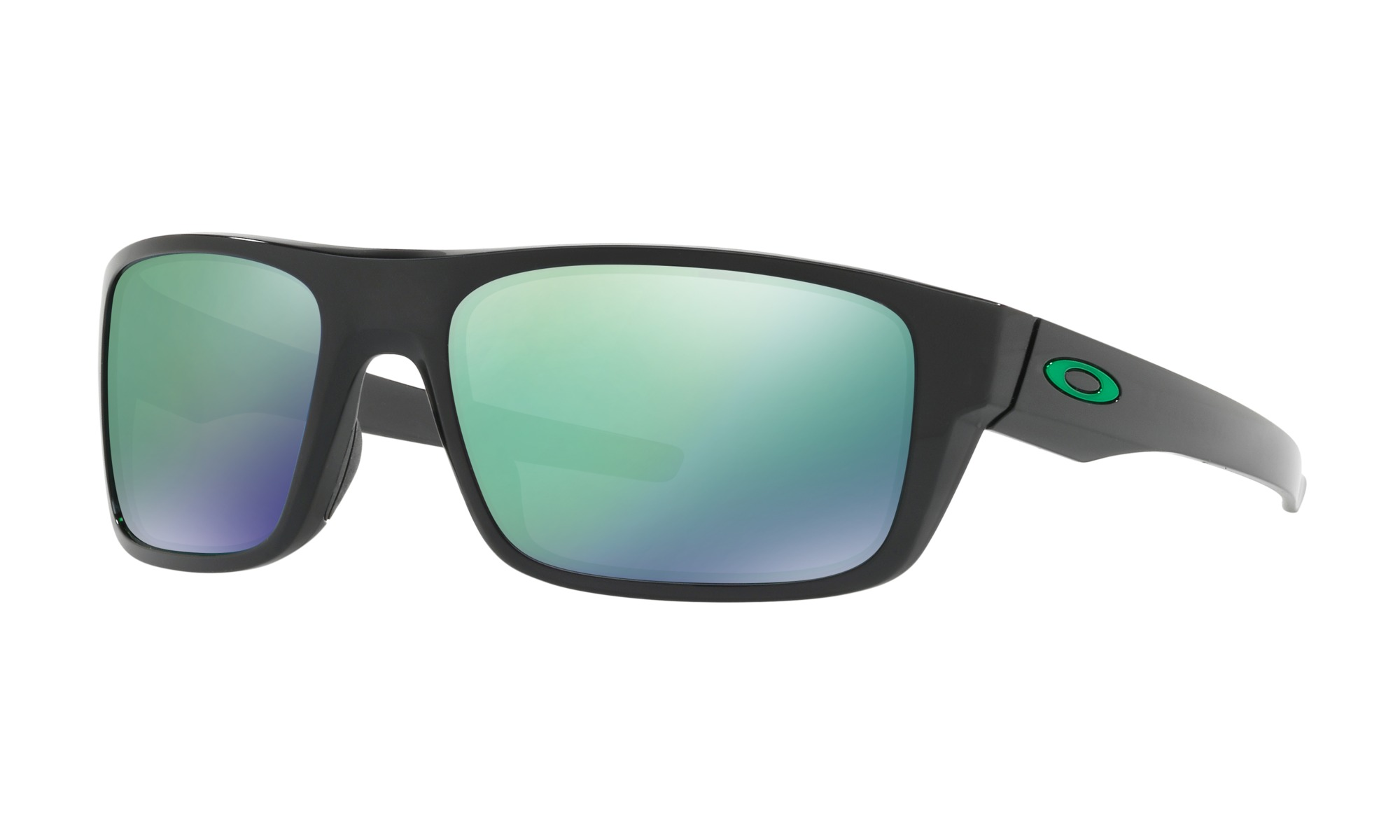 Oakley Model: DROP POINT 9367, Colour Code: 04, Frame Colour: Black ink