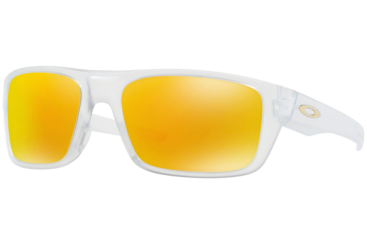 Oakley Model: DROP POINT 9367, Colour Code: 05, Frame Colour: Matte clear