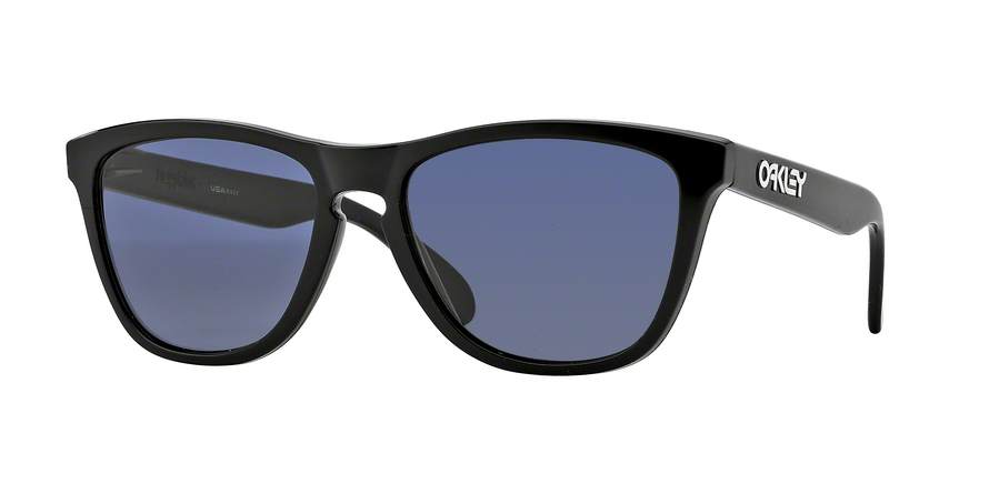 Oakley Model: FROGSKINS 9013, Colour Code: 24-306, Frame Colour: Polished black