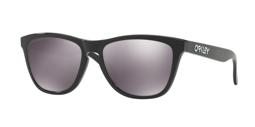 Oakley Model: FROGSKINS 9013, Colour Code: C4, Frame Colour: Polished black