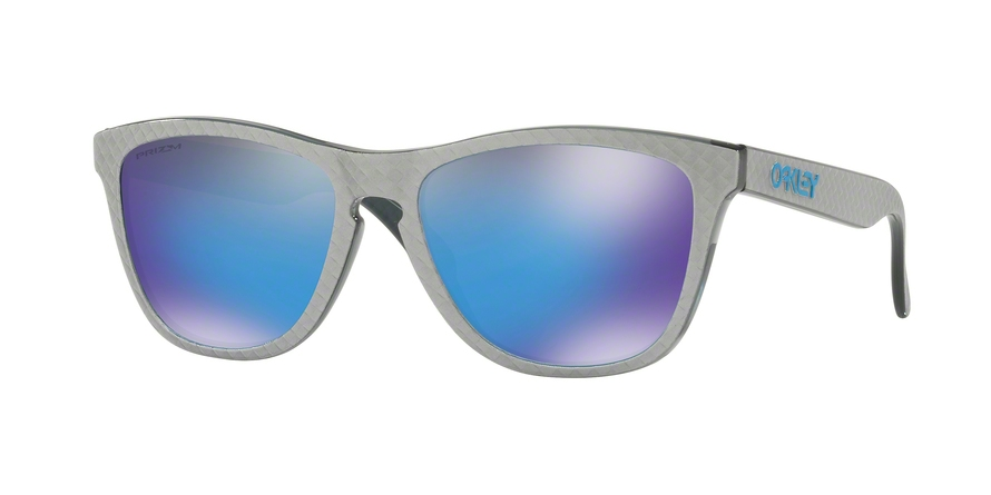 Oakley Model: FROGSKINS 9013, Colour Code: C0, Frame Colour: Checkbox silver