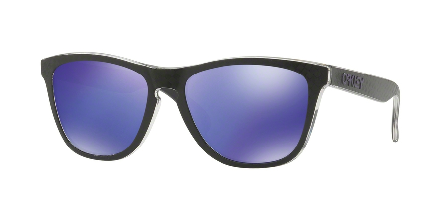 Oakley Model: FROGSKINS 9013, Colour Code: B9, Frame Colour: Checkbox black