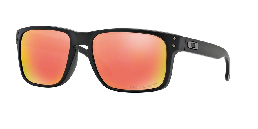 Oakley Model: HOLBROOK OO9102, Colour Code: 51, Frame Colour: Matte black