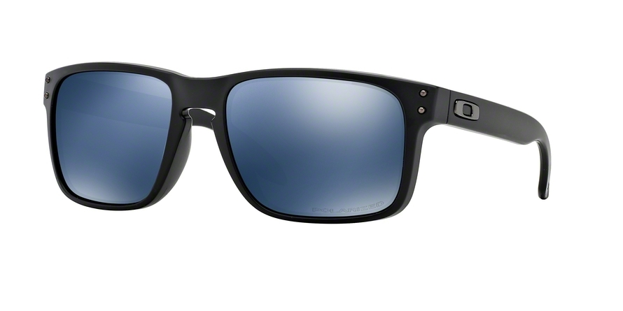 Oakley Model: HOLBROOK OO9102, Colour Code: 52, Frame Colour: Matte black