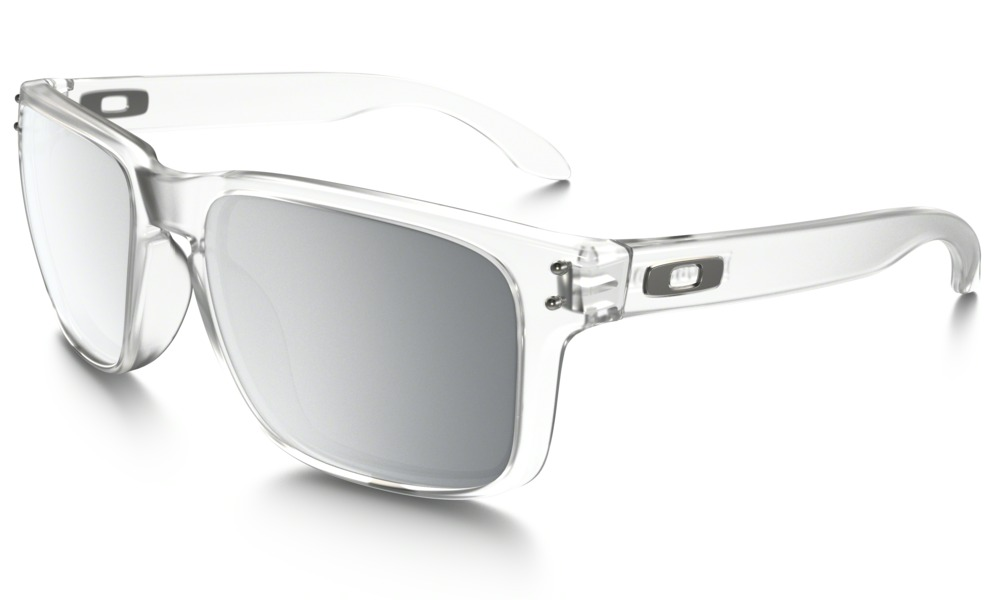 Oakley Model: HOLBROOK OO9102, Colour Code: A2, Frame Colour: MATTE CLEAR