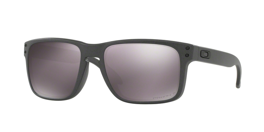 Oakley Model: HOLBROOK OO9102, Colour Code: B5, Frame Colour: Steel