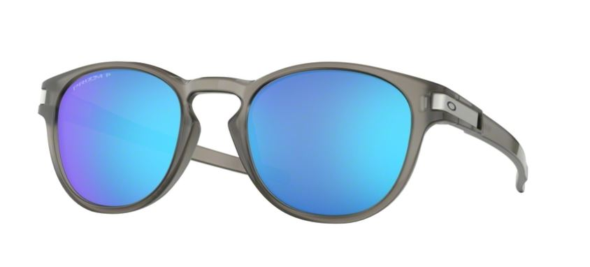 Oakley Model: LATCH OO9265, Colour Code: 32, Frame Colour: Matte grey ink