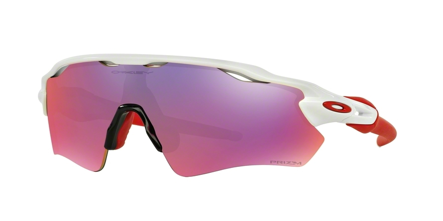 Oakley Model: RADAR EV PATH 9208, Colour Code: 05, Frame Colour: Polished white
