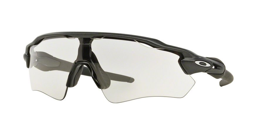 Oakley Model: RADAR EV PATH 9208, Colour Code: 13, Frame Colour: Steel