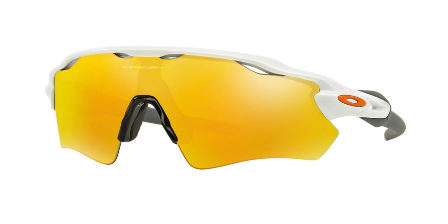 Oakley Model: RADAR EV PATH 9208, Colour Code: 16, Frame Colour: Polished white