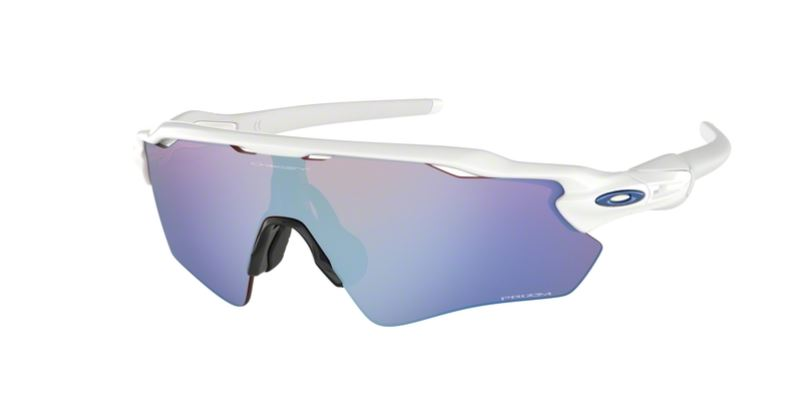 Oakley Model: RADAR EV PATH 9208, Colour Code: 47, Frame Colour: Polished white