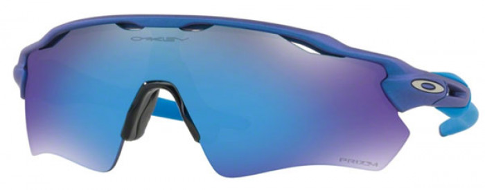 Oakley Model: RADAR EV PATH 9208, Colour Code: 53, Frame Colour: X-ray blue