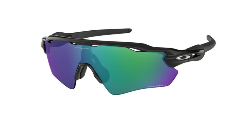Oakley Model: RADAR EV PATH 9208, Colour Code: 58, Frame Colour: POLISHED BLACK