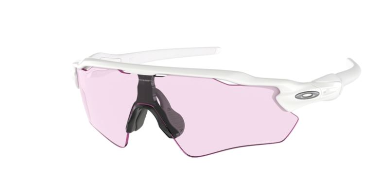Oakley Model: RADAR EV PATH 9208, Colour Code: 65, Frame Colour: POLISHED WHITE