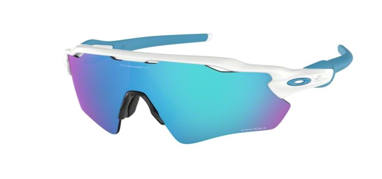 Oakley Model: RADAR EV PATH 9208, Colour Code: 57, Frame Colour: POLISHED WHITE