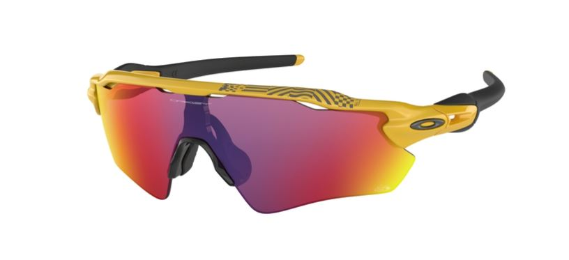 Oakley Model: RADAR EV PATH 9208, Colour Code: 69, Frame Colour: YELLOW