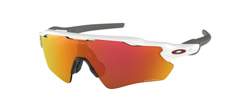Oakley Model: RADAR EV PATH 9208, Colour Code: 72, Frame Colour: POLISHED WHITE