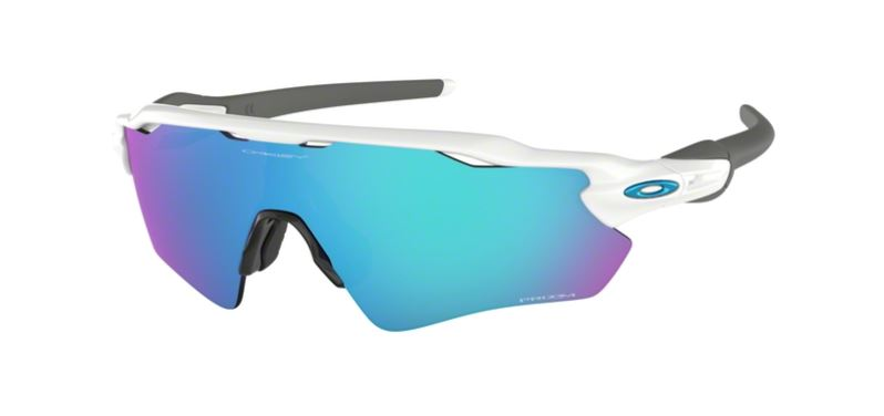 Oakley Model: RADAR EV PATH 9208, Colour Code: 73, Frame Colour: POLISHED WHITE