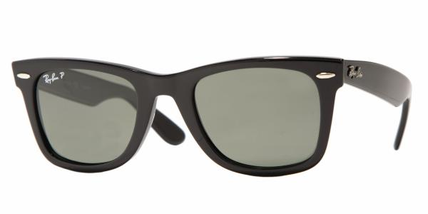 Ray-Ban Model: RB 2140 ORIGINAL WAYFARER, Colour Code: 901/58, Frame Colour: Black