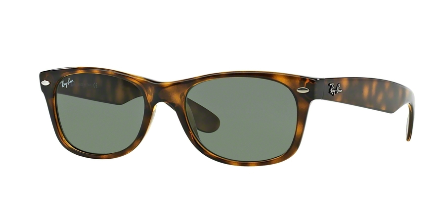 Ray-Ban Model: RB 2132 NEW WAYFARER, Colour Code: 902L, Frame Colour: Tortoise