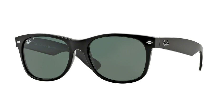 Ray-Ban Model: RB 2132 NEW WAYFARER, Colour Code: 901/58, Frame Colour: Black