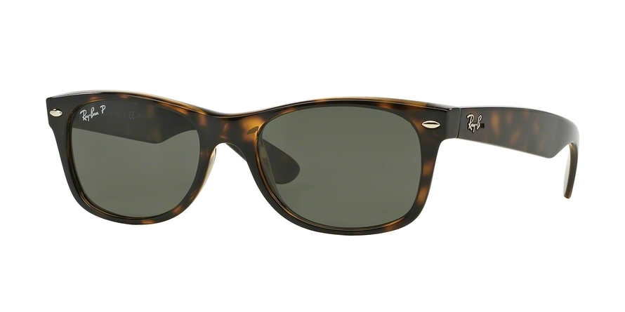 Ray-Ban Model: RB 2132 NEW WAYFARER, Colour Code: 902/58, Frame Colour: Tortoise