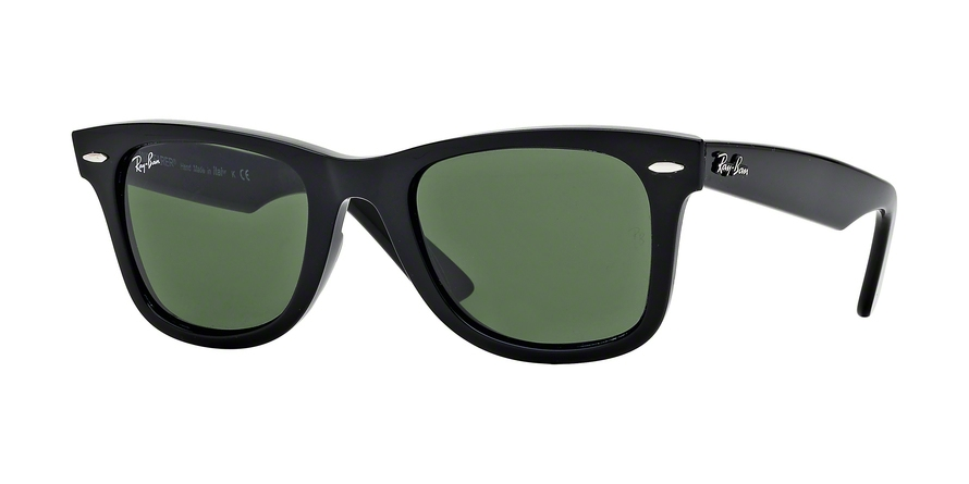 Ray-Ban Model: RB 2140 ORIGINAL WAYFARER, Colour Code: 901, Frame Colour: Black