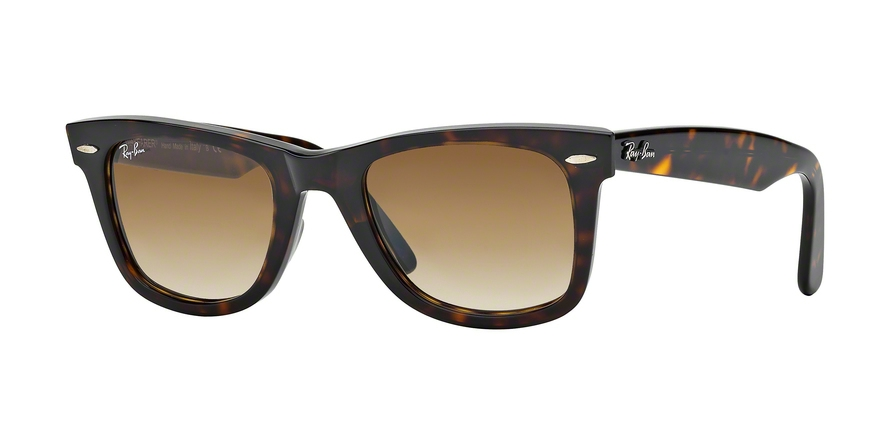 Ray-Ban Model: RB 2140 ORIGINAL WAYFARER, Colour Code: 902/51, Frame Colour: Tortoise