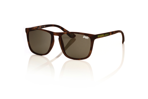 Superdry Model: SHOCKWAVE, Colour Code: 102, Frame Colour: HAVANA GREY